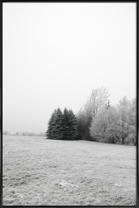 Winter Wonderland Framed Poster