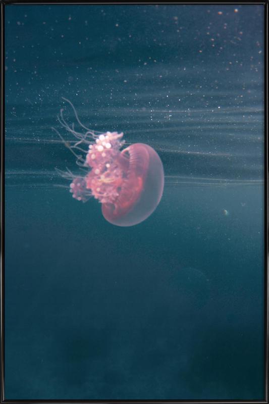 Dancing in the Water ingelijste poster