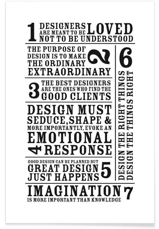 7 Rules affiche