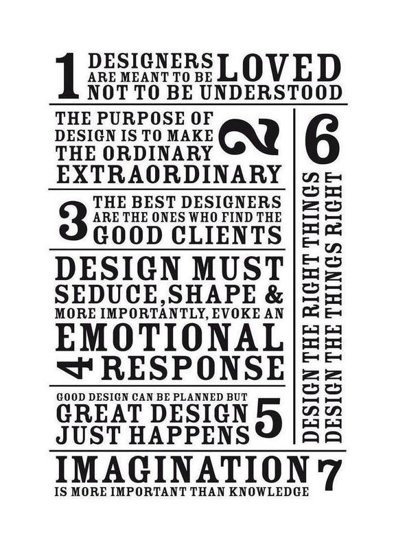 7 Rules Canvas Print