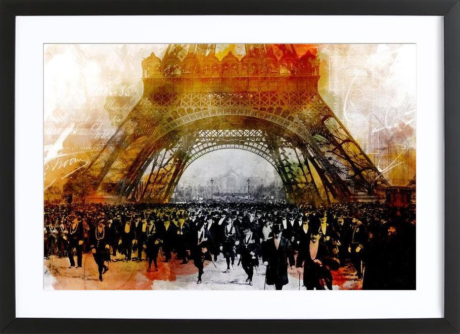 Belle Epoque 1 Framed Print