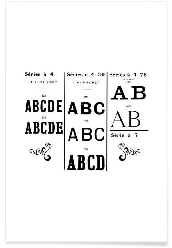 ABCD affiche