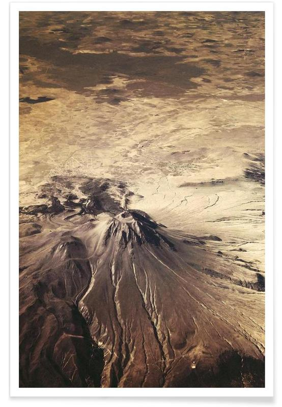 Berge, The Mountain -Poster