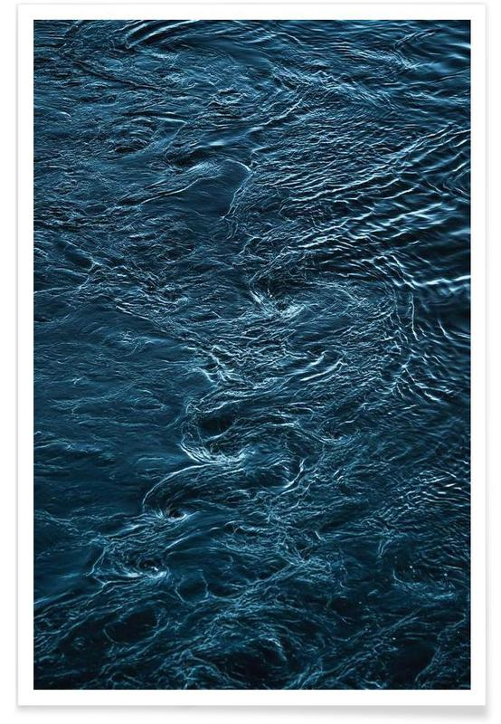 The Waves In Between -Poster