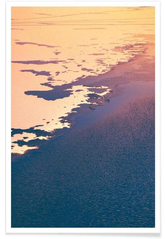 Ozeane, Meere & Seen, The Shore -Poster