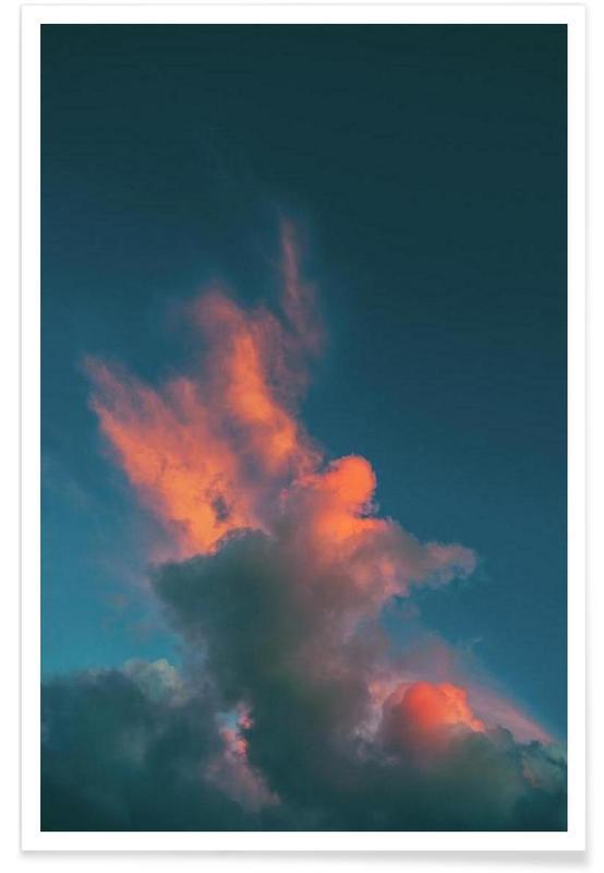 Himmel & Wolken, The Fire -Poster