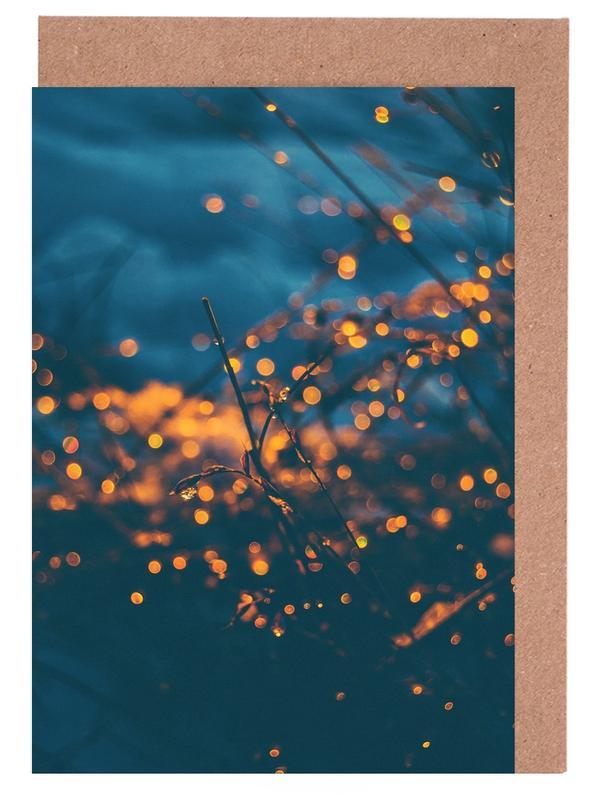 , The Particles -Grußkarten-Set