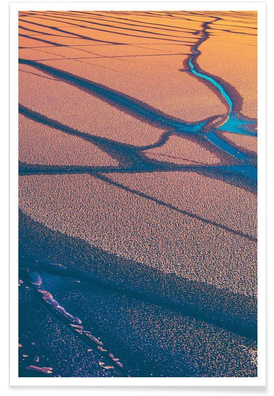 Wüsten, The Carpet -Poster