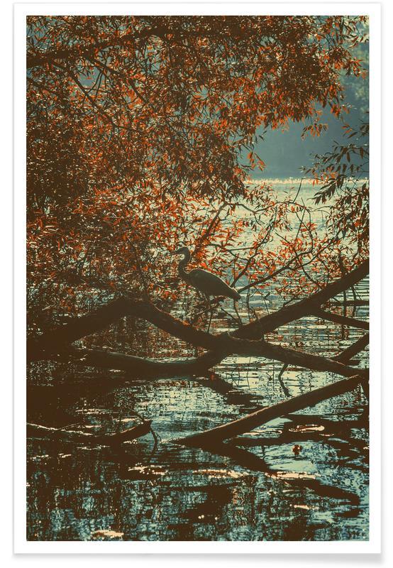 Oceanen, zeeën en meren, Bomen, The Hunt poster
