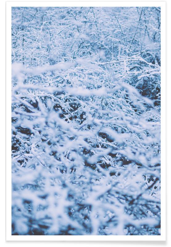 Wälder, The Snow -Poster