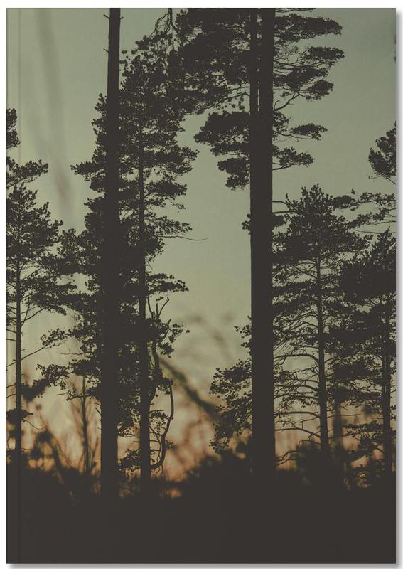 Forêts, Arbres, The Forest I Notebook