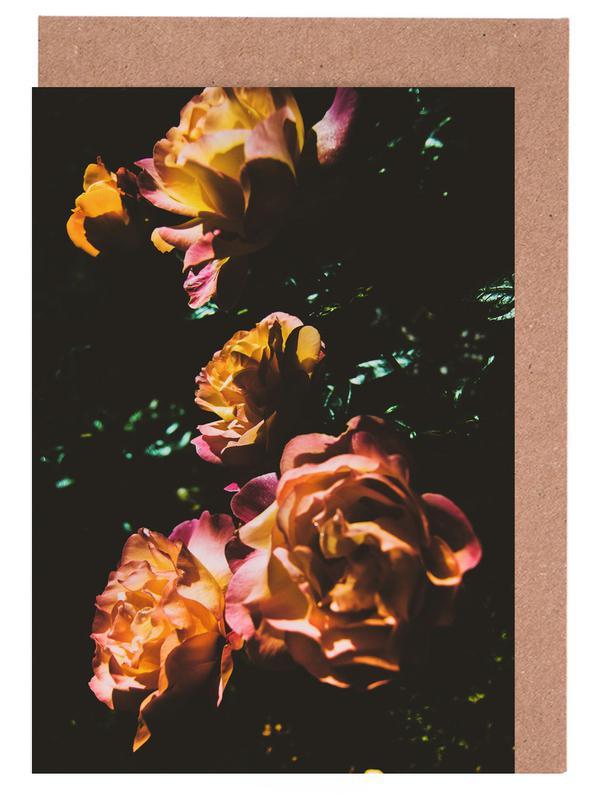Rosen, The Rose -Grußkarten-Set