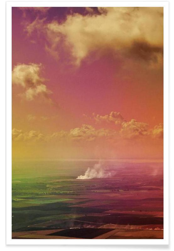 Himmel & Wolken, The Fume -Poster