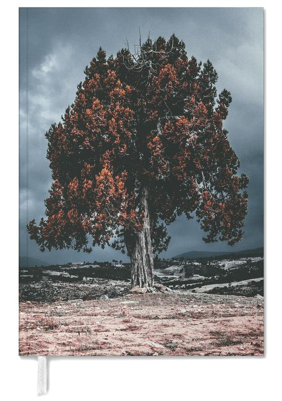 The Red Giant Tree Personal Planner