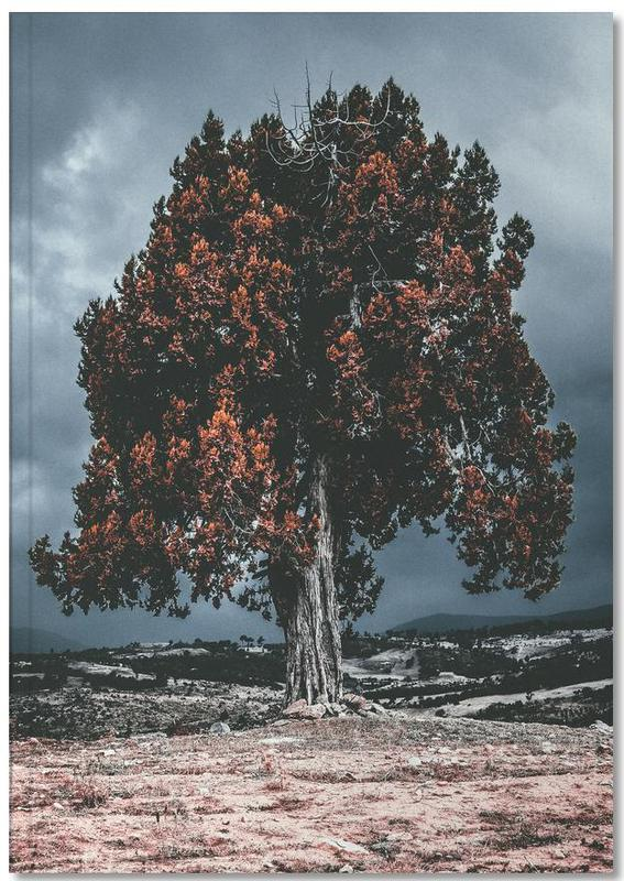 The Red Giant Tree Notebook