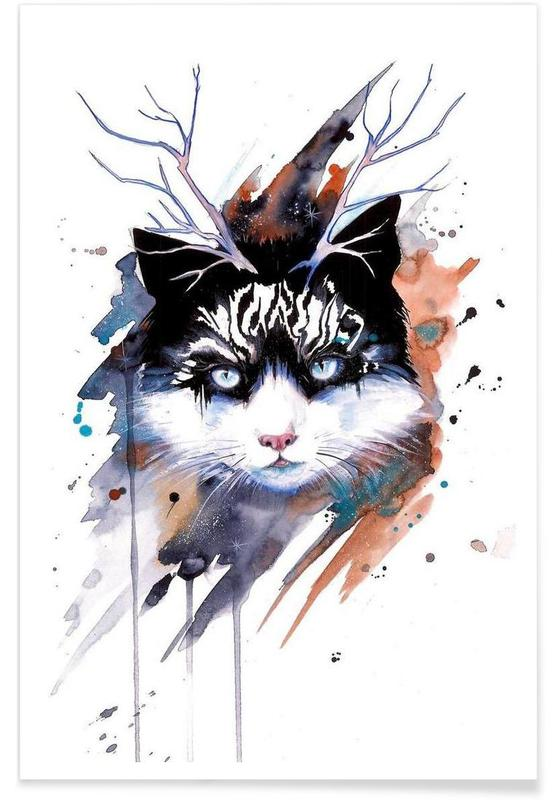 Chats, Cat affiche