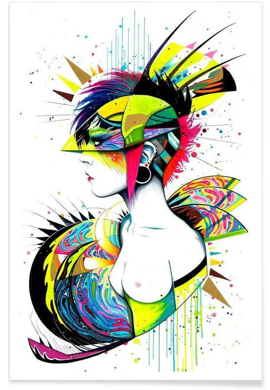 , City Girl Poster