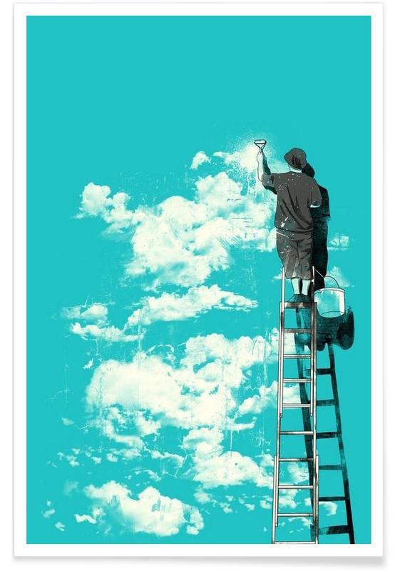 Ciels & nuages, The Optimist affiche