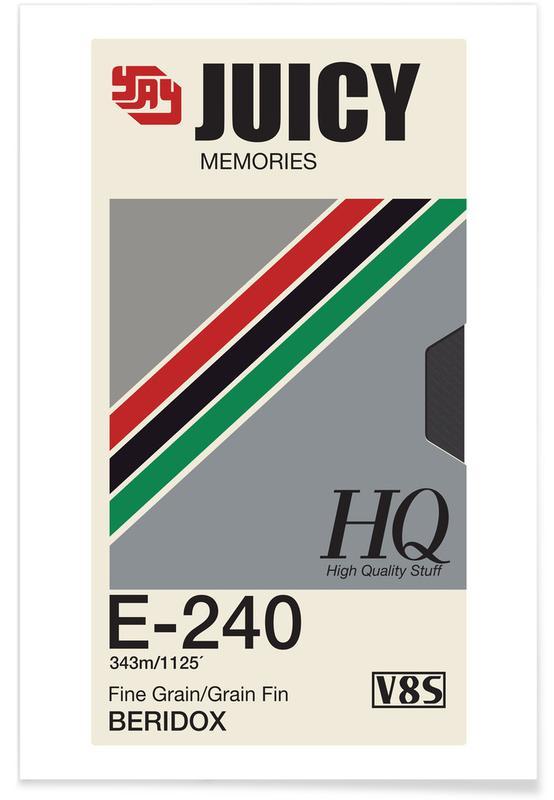 , Juicy Memories Poster