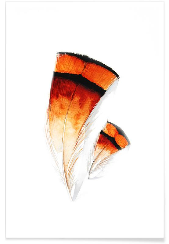 Feathers, Feathers II Poster