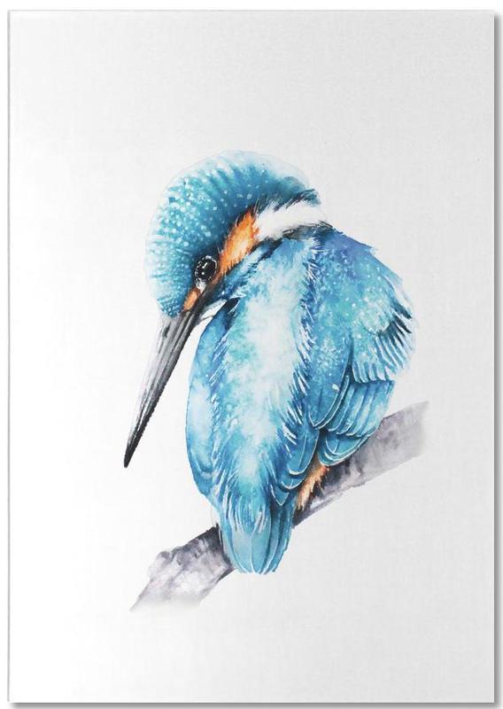 Kingfisher II -Notizblock