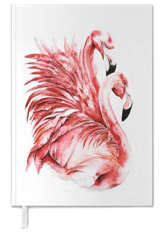 , Pink Flamingo II agenda