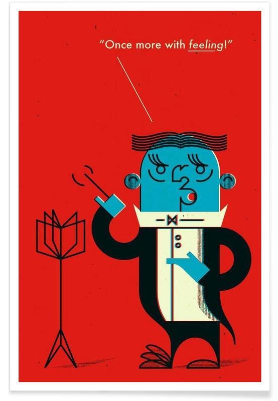 Classique, Conductor affiche