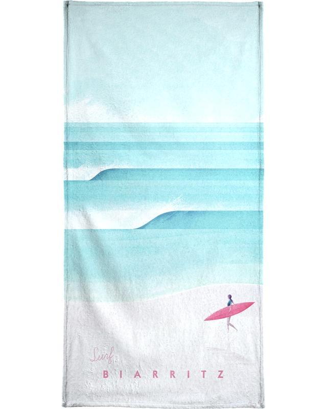 Biarritz -Handtuch