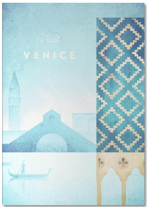 Venice -Notizblock