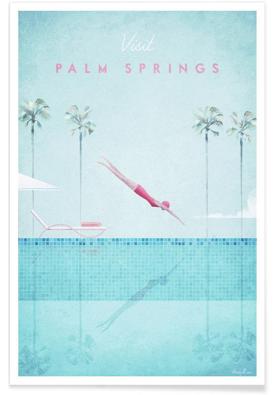 Palm Springs -Poster