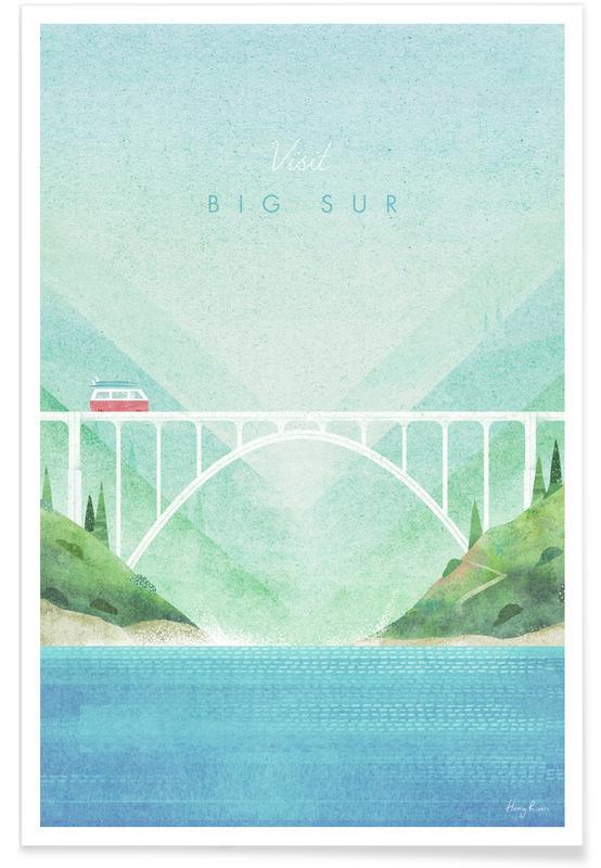 Big Sur affiche