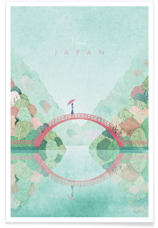Japan, Autumn Poster