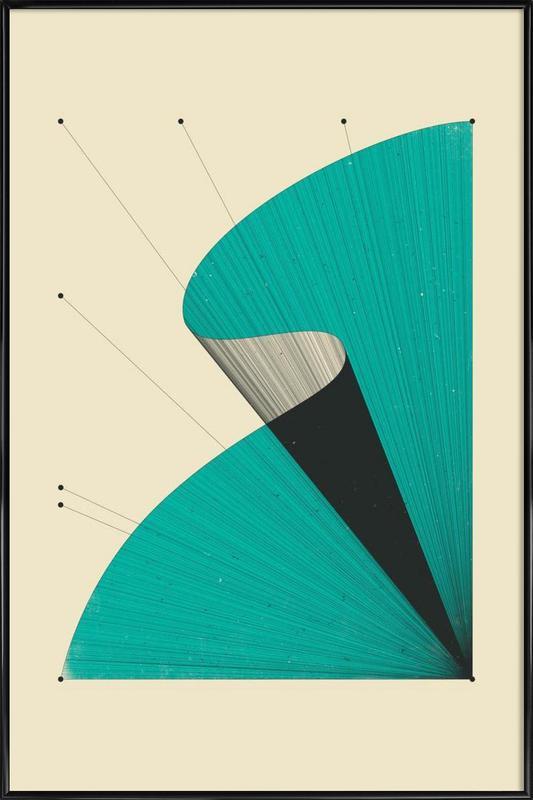 Deja Vu Framed Poster