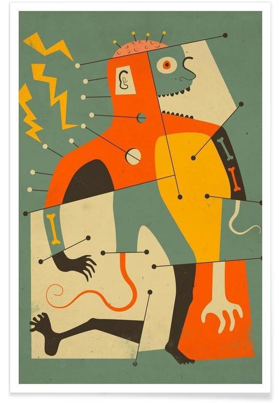 Frankenstein -Poster