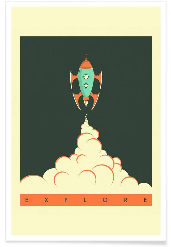 Explore II -Poster