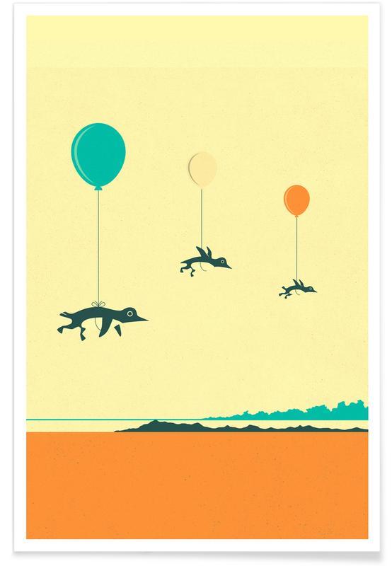 Flock of Penguins 1 affiche