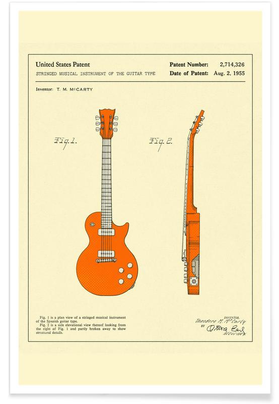 Guitar 2 -Poster