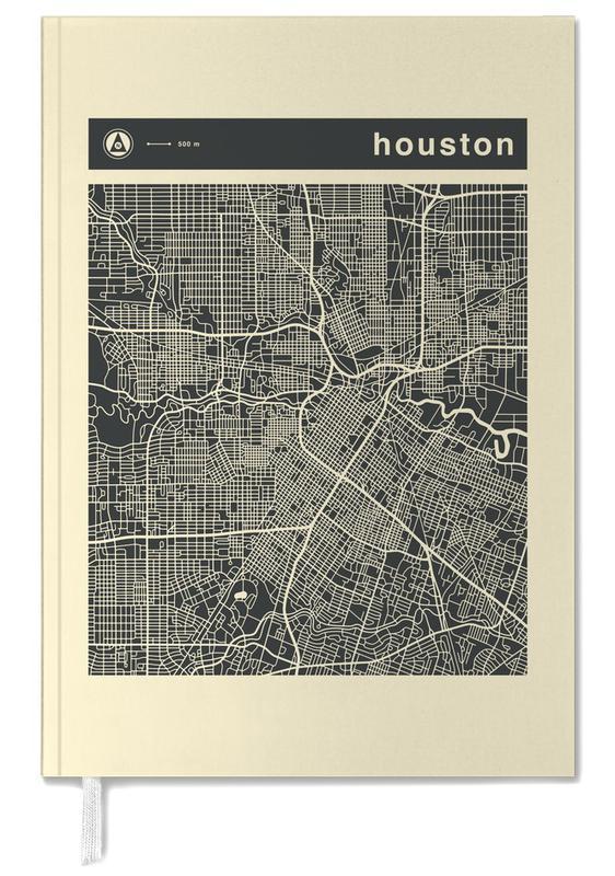 City Maps Series 3 Series 3 - Houston -Terminplaner