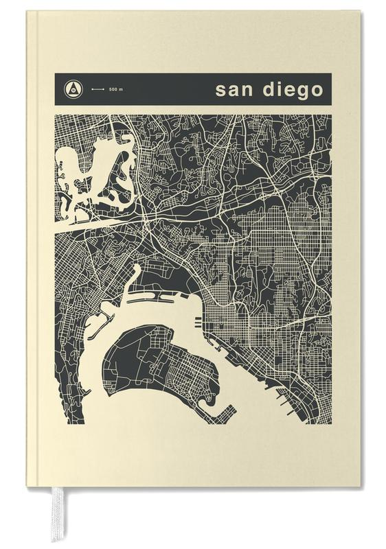 City Maps Series 3 Series 3 - San Diego Personal Planner