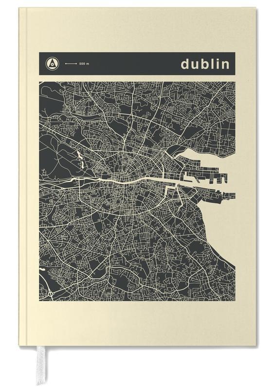 Stadskaarten, Dublin, City Maps Series 3 Series 3 - Dublin agenda