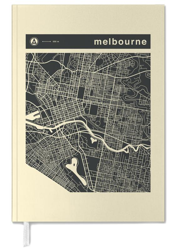 City Maps Series 3 Series 3 - Melbourne Personal Planner