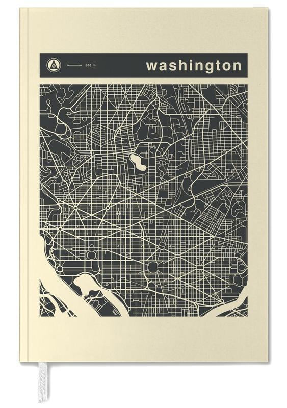 City Maps Series 3 - Washington Personal Planner