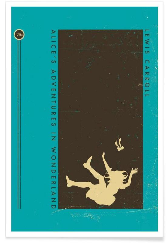 Alice Book Cover Poster