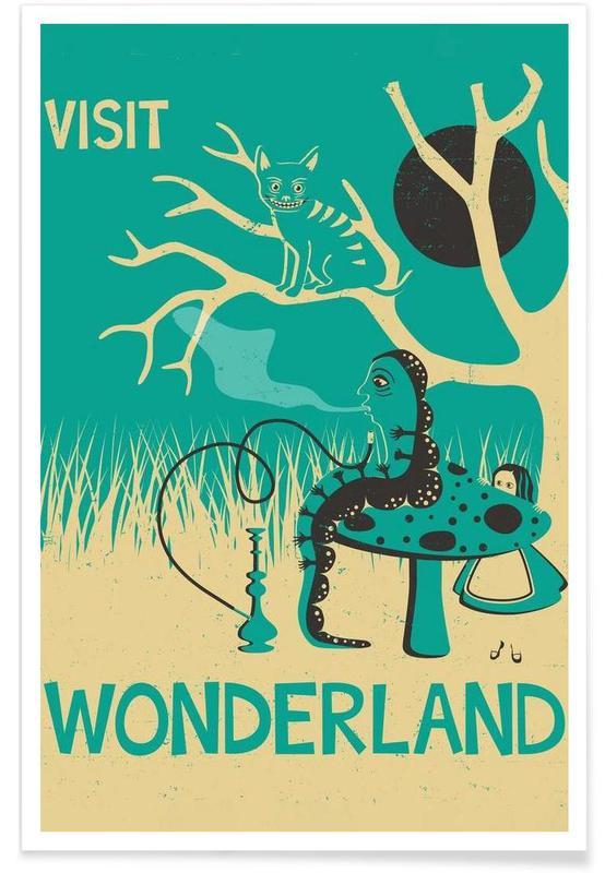 Movies, Wonderland Poster