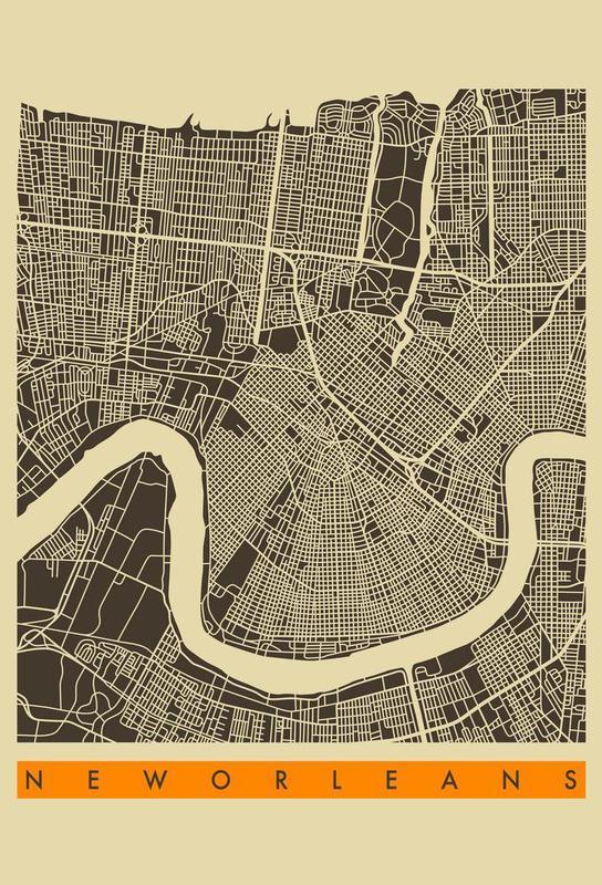 New Orleans II Acrylic Print