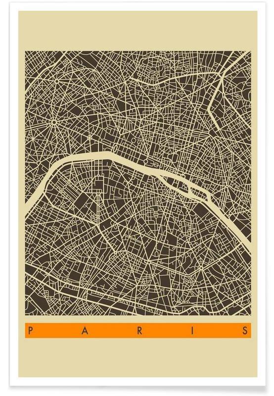 Paris II poster