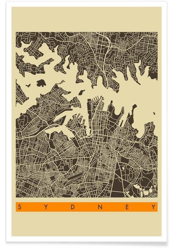 Sydney II -Poster