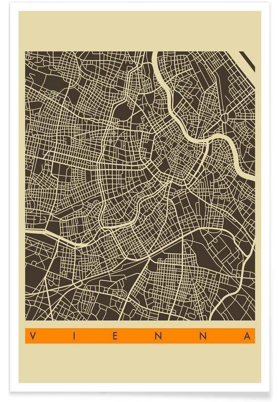 Vienna II Poster