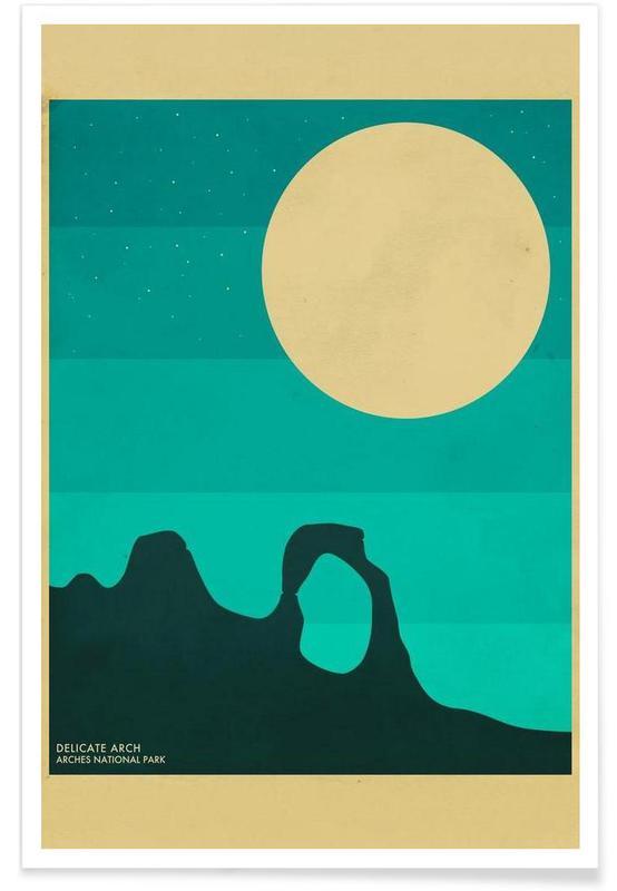 Arches National Park affiche