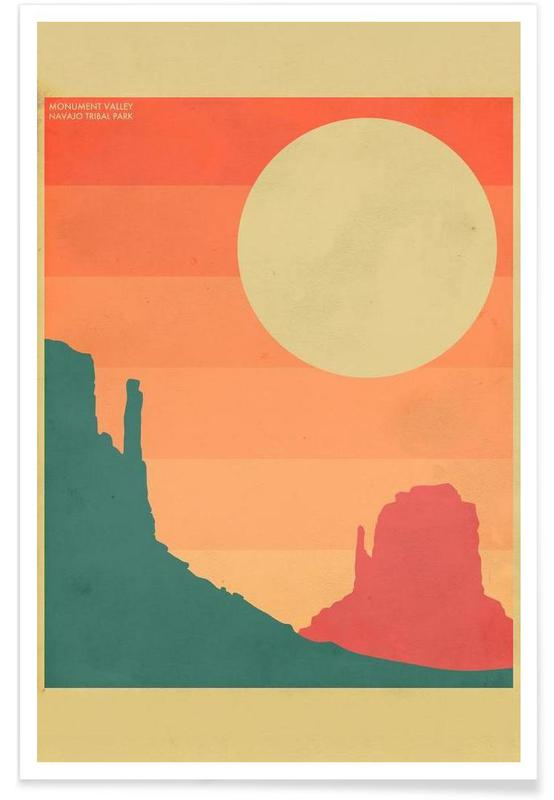 Monument Valley affiche